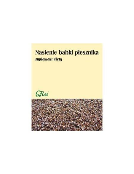 Babka płesznik nasiona 100g FLOS