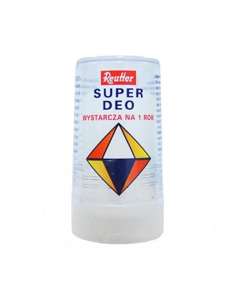 "Dezodorant ""SUPER DEO"" (Ałun) - REUTTER"