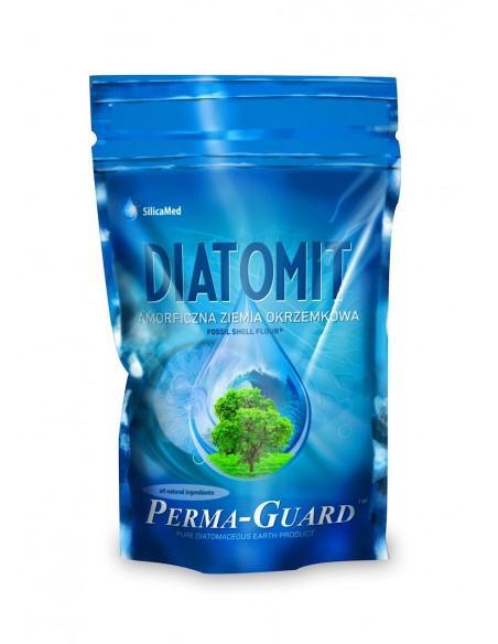 PERMA-GUARD Diatomit - Ziemia Okrzemkowa słoik 400g