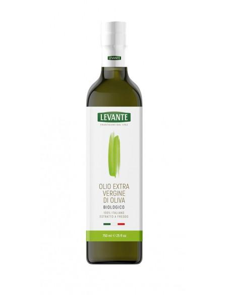 BIO LEVANTE Oliwa z oliwek extra virgin BIO 750ml