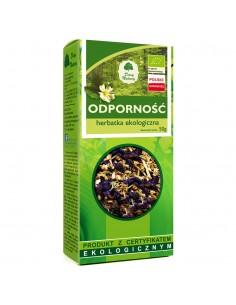 Herbata Odporność BIO 50g DARY NATURY