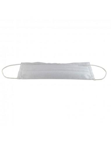 Maseczka ochronna chirurgiczna z gumką (opakowanie 50 sztuk)