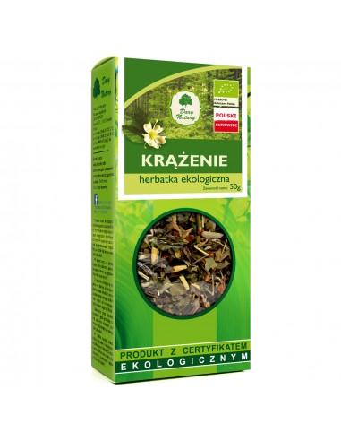 Herbata Krążenie BIO 50g DARY NATURY