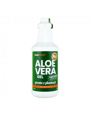 Aloe Vera GEL 99,7% 0,94 L MORE VITALITY