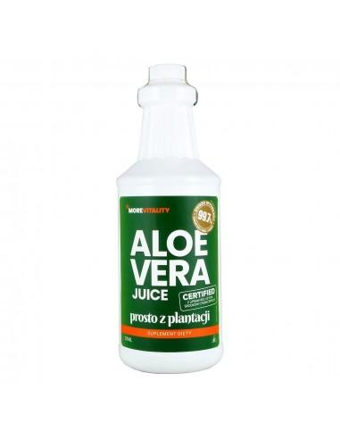 Aloe Vera JUICE 99,7% 0,94 L MORE VITALITY