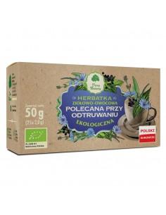 Herbatka Polecana przy Odtruwaniu fix BIO 25*2g DARY NATURY