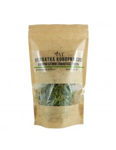 NAT Herbatka konopna 3% CBD 20g
