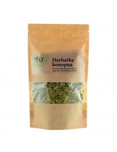 NAT Herbatka konopna 3% CBD 40g