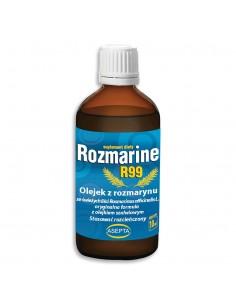 ASEPTA Rozmarine R99 10ml - Olejek z rozmarynu + olejek szałwiowy