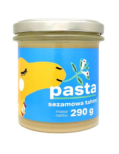 PIĘĆ PRZEMIAN Pasta sezamowa tahini 290g