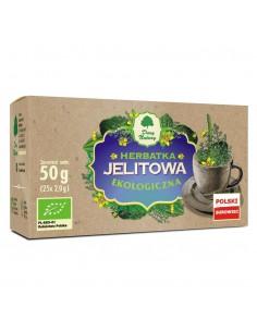 Herbatka Jelitowa fix BIO 25*2g DARY NATURY