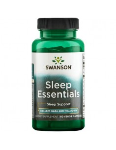 SWANSON Sleep Essentials 60 vcaps.